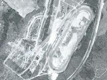 Raleigh Speedway: Exploring lost NASCAR history. Image credit: N.C. Geological Survey