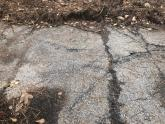 IMAGES: Raleigh Speedway: Exploring remains of Raleigh's buried NASCAR track