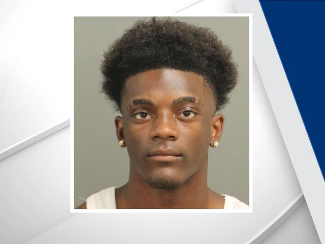 Willie Witherspoon Jr. (Raleigh Police photo)