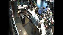 IMAGE: Wake DA finds officers justified in shooting suspect in Raleigh convenience store robbery
