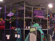 Family fun parks offer masks, gloves to protect guests