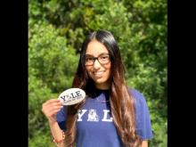 With scholarship, Millbrook High School teen has a future at Yale