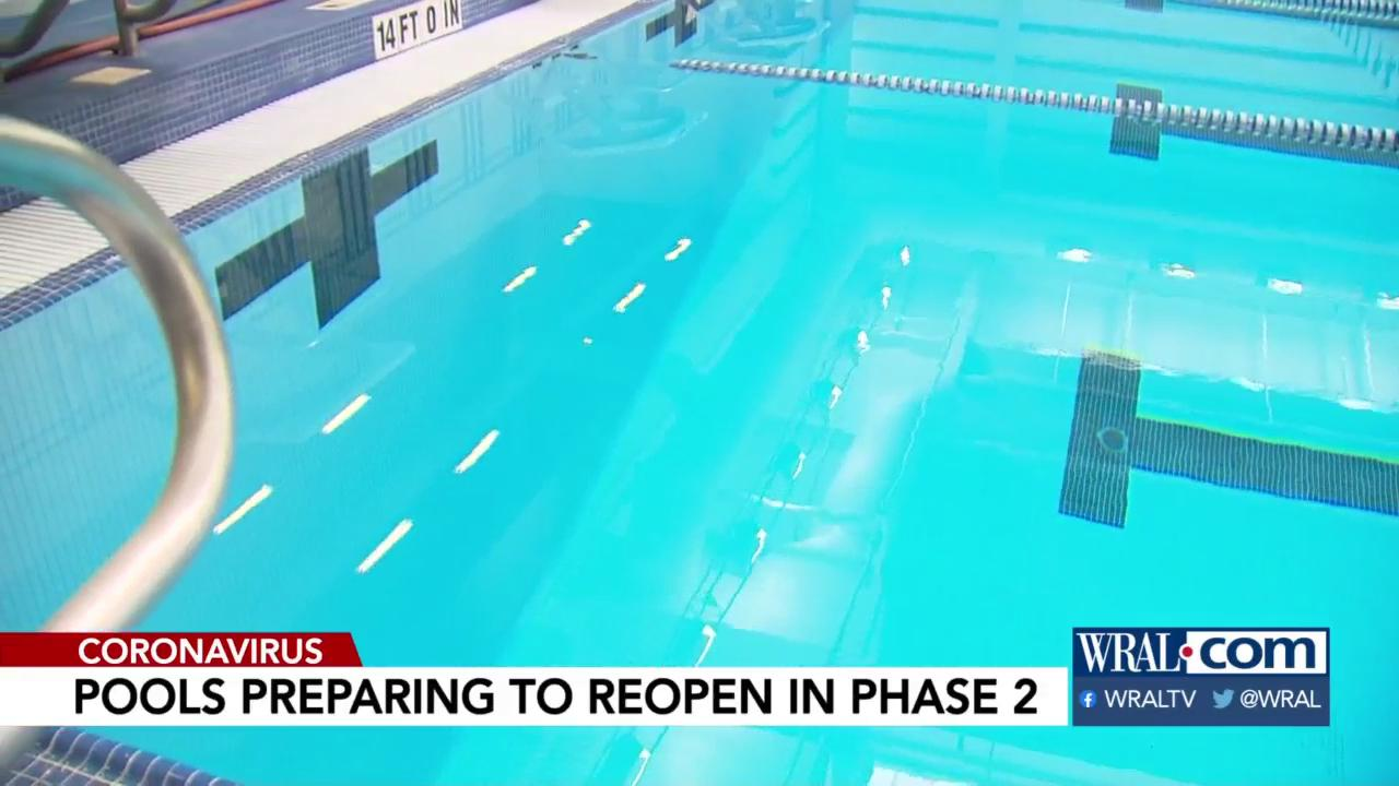 Swimsuit Towel Mask Pools Could Open This Weekend With New Protocol Wral Com