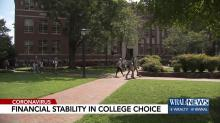 IMAGE: Financial stability of colleges to be a concern for prospective students