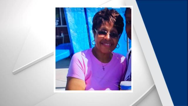 The N.C. Center for Missing Persons has issued a Silver Alert for a missing endangered woman, Yvonne Madeline Hughes.