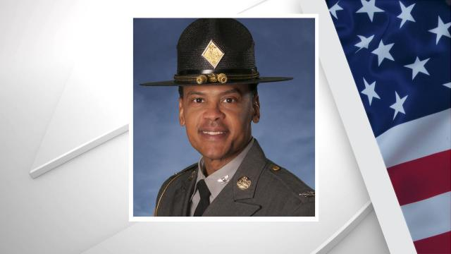 Colonel Glenn M. McNeill, Jr., commander of the State Highway Patrol