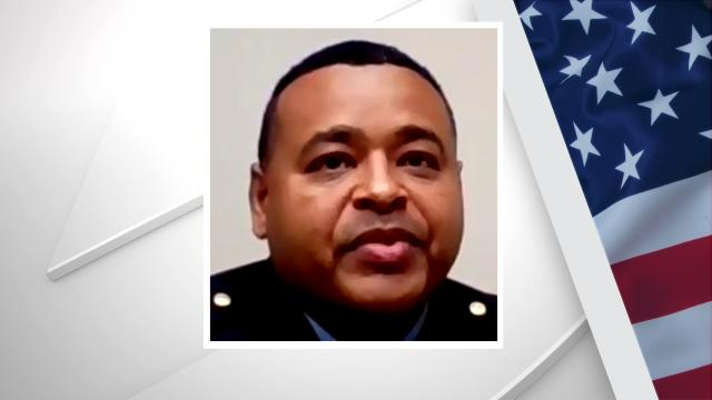 Deputy Chief Michael Galloway, Raleigh police department