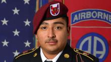 IMAGE: Missing Fort Bragg paratrooper found dead, disappeared while camping with fellow soldiers
