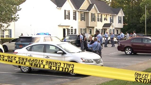 Man shot in Raleigh