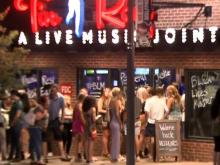 Crowds return to downtown Raleigh
