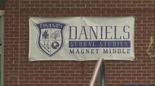 IMAGES: Daniels Middle School renamed for Oberlin, historic freedman's community