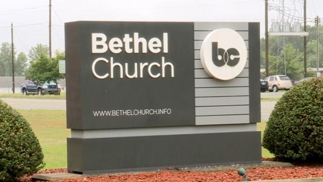 Bethel Church in Goldsboro