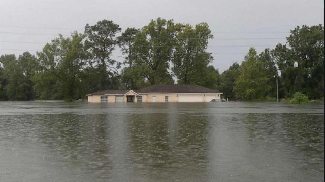 Flooding in Williamsboro