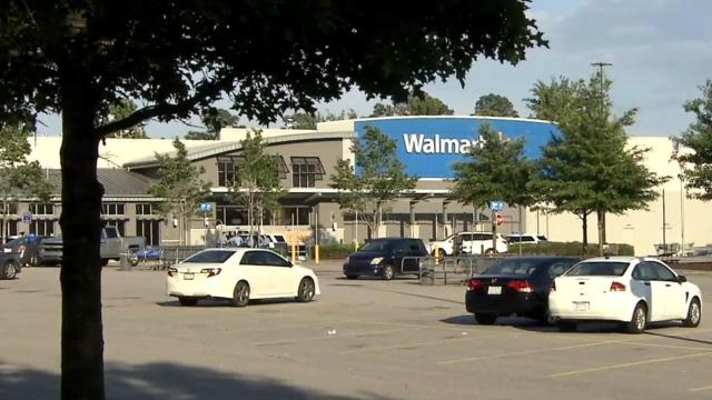 Walmart at Triangle Town Center