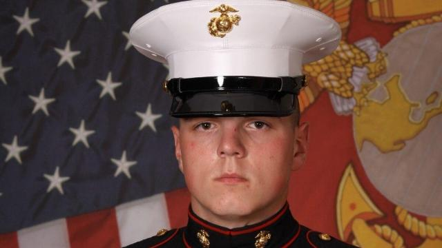 Lance Cpl. William J. Luce, 22, an infantry rifleman with 2nd Battalion, 8th Marine Regiment, passed away Monday, June 15 aboard Camp Lejeune, North Carolina. (Marine Corps)