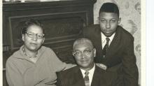 IMAGES: Joe Holt, Jr.: The first student to challenge Raleigh's segregated schools