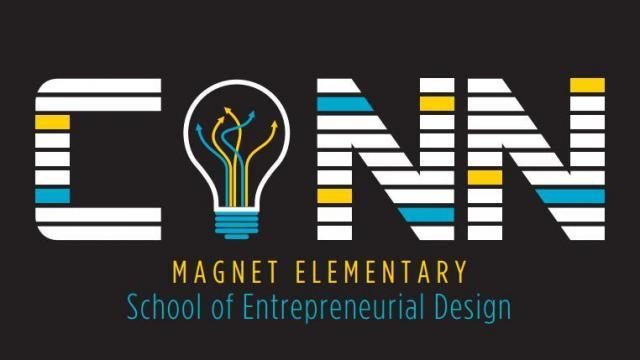 Conn Magent Elementart School of Entrepreneurial Design. Photo from WPSS.