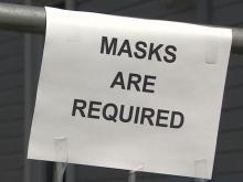 Enforcing mask mandate challenging for businesses
