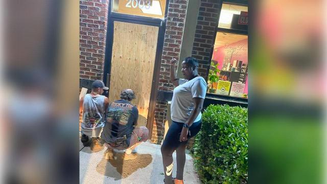 Three Knightdale businesses vandalized overnight