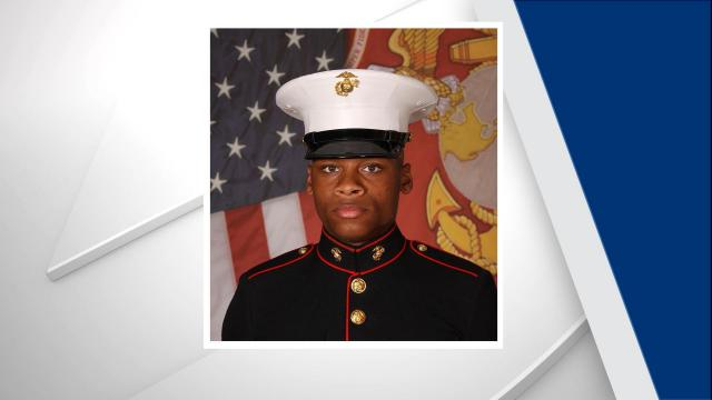 Lance Corporal David W. Hollinger drowned on June 24, 2020, between 1 and 2 p.m. at Camp Lejeune.
