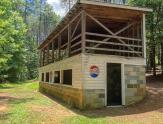 IMAGES: Horse races and NASCAR: Exploring the remains of Occoneechee Speedway