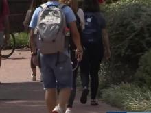 UNC social distancing guidelines only 3 feet
