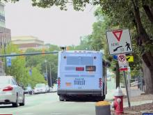 Chapel Hill Transit bus