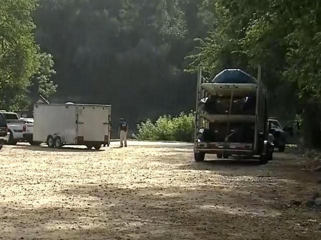 Fayetteville crash on Cape Fear River