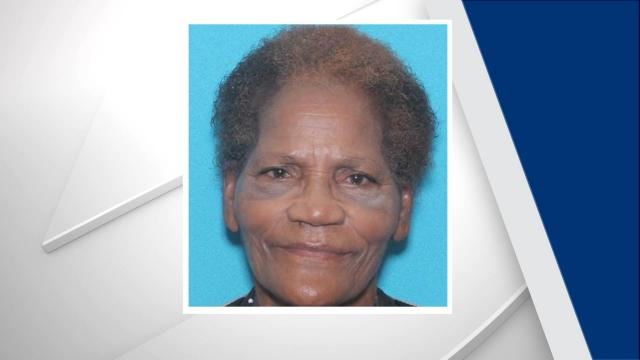 Hilda Raye Reels (N.C. Center for Missing Persons photo)