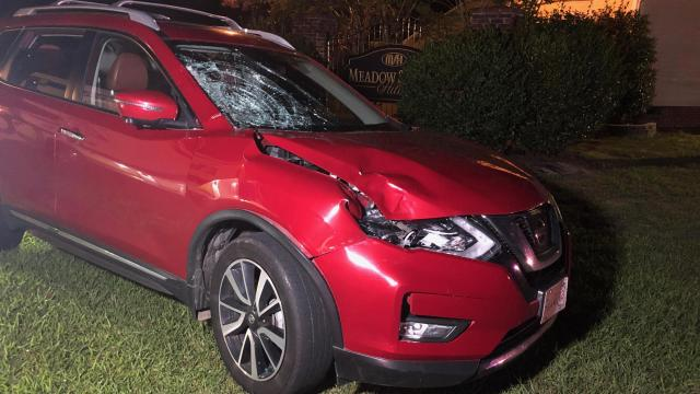 Pedestrian struck and killed in Raleigh