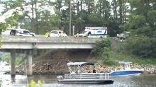 IMAGE: Man rescues multiple children at Falls Lake, but 8-year-old boy drowns