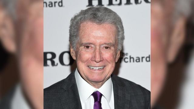 Regis Philbin dead at 88
