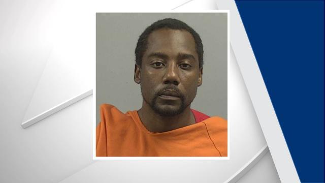 Marcus Benton (Goldsboro Police Department photo)