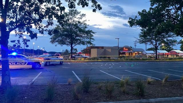 Shooting at Chick-fil-A