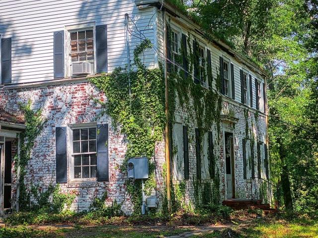 Historic Joseph and Lee M. Lazarus house on Hillcrest in Sanford, NC.<br/>Web Editor: Heather Leah