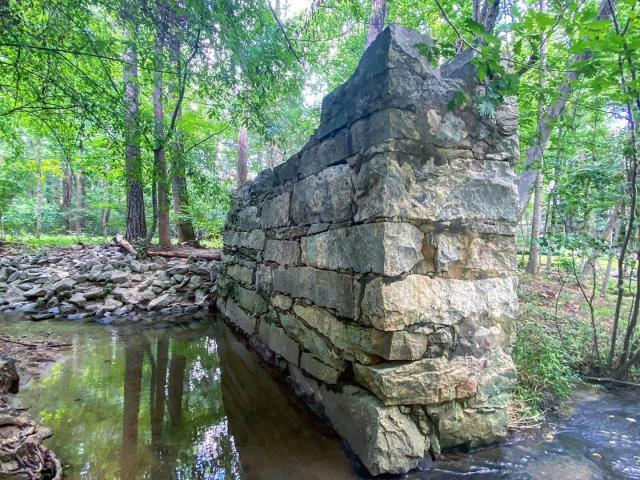 Millbrook Village: Abandoned 150+ year old mill hidden in Raleigh