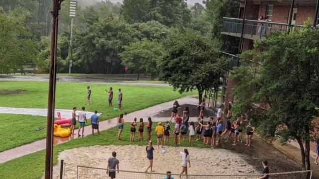 UNC confirms fourth COVID-19 cluster, students seen gathering in large groups