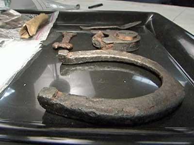 Latta University treasures uncovered