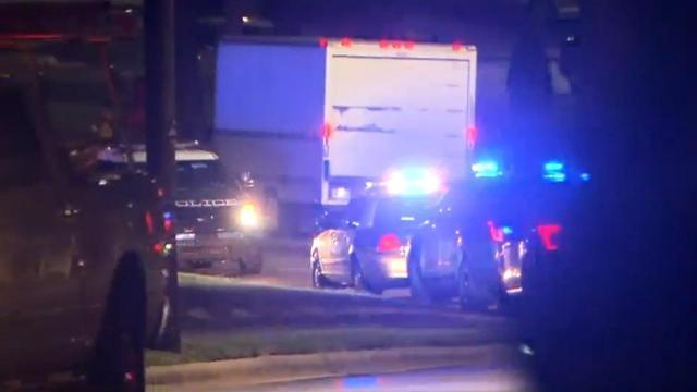 Raleigh police investigating shooting (Aug. 27, 2020)