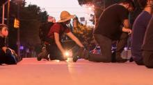 IMAGES: Protesters take to the streets for a second night in Raleigh, no arrests made
