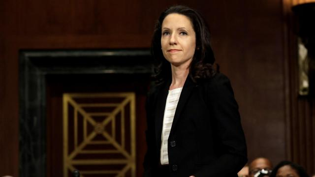 Judge Allison Jones Rushing was born in Henderson, North Carolina, in 1982 and was nominated to theU. S. Court of Appeals for the Fourth Circuit, which representsWest Virginia, Maryland, Virginia and the Carolinas.