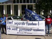 TPS Alliance protests immigration ruling
