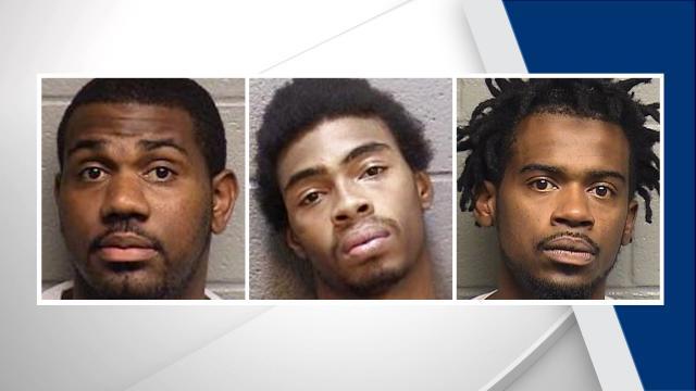 Rashawn Harwell, Taylor Jones, Larry Harwell, fatal Durham shooting