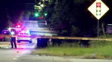 IMAGE: Boy taken to hospital after overnight shooting in Durham