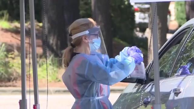 Over the next couple of weeks, NC will recieve more rapid coronavirus tests. The best place to recieve a test is at MedFirst, according to WRAL reporter Kasey Cunningham.