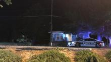 IMAGE: Woman shot in the leg in Durham