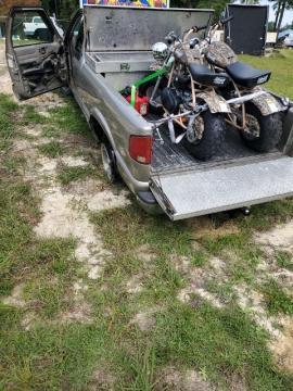 Two stolen motorcycles in Bladen County (Sept. 23, 2020)