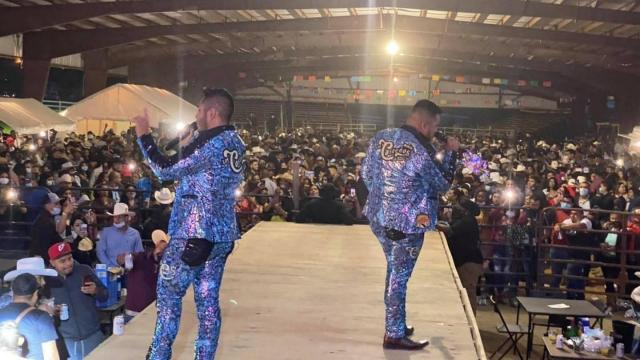 Festival held at Gooch Arena on Sunday.