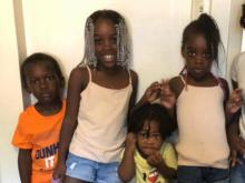 WRAL viewers have donated nearly $7,000 for Robinson and her four children, all ages 7 and under.