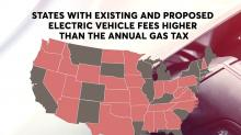 IMAGE: States consider new fees for electric vehicle owners